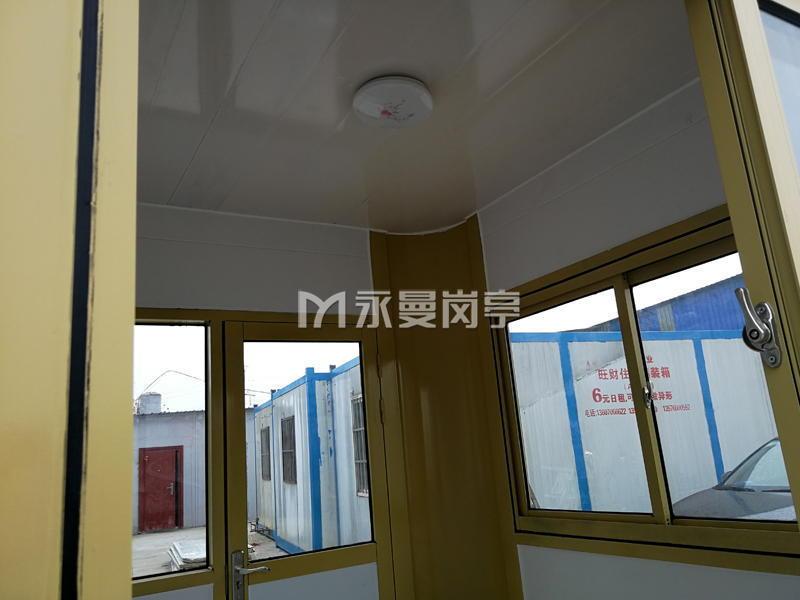 江西吉安幼儿园学校门卫保安室岗亭