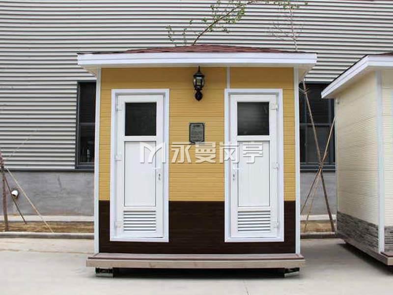 简易实惠型环保厕所