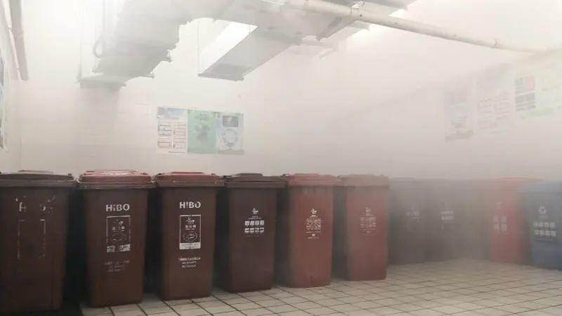 垃圾分类房有哪些标准必须配置?