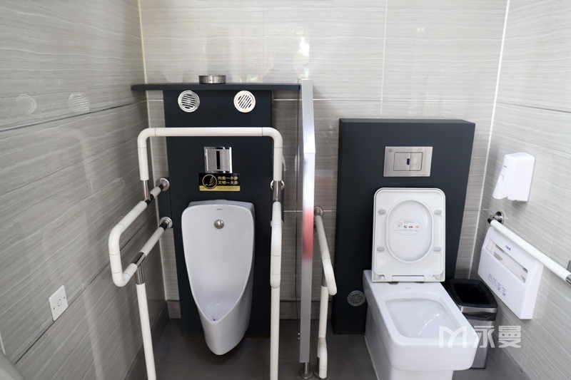 昆山公园环卫公共厕所