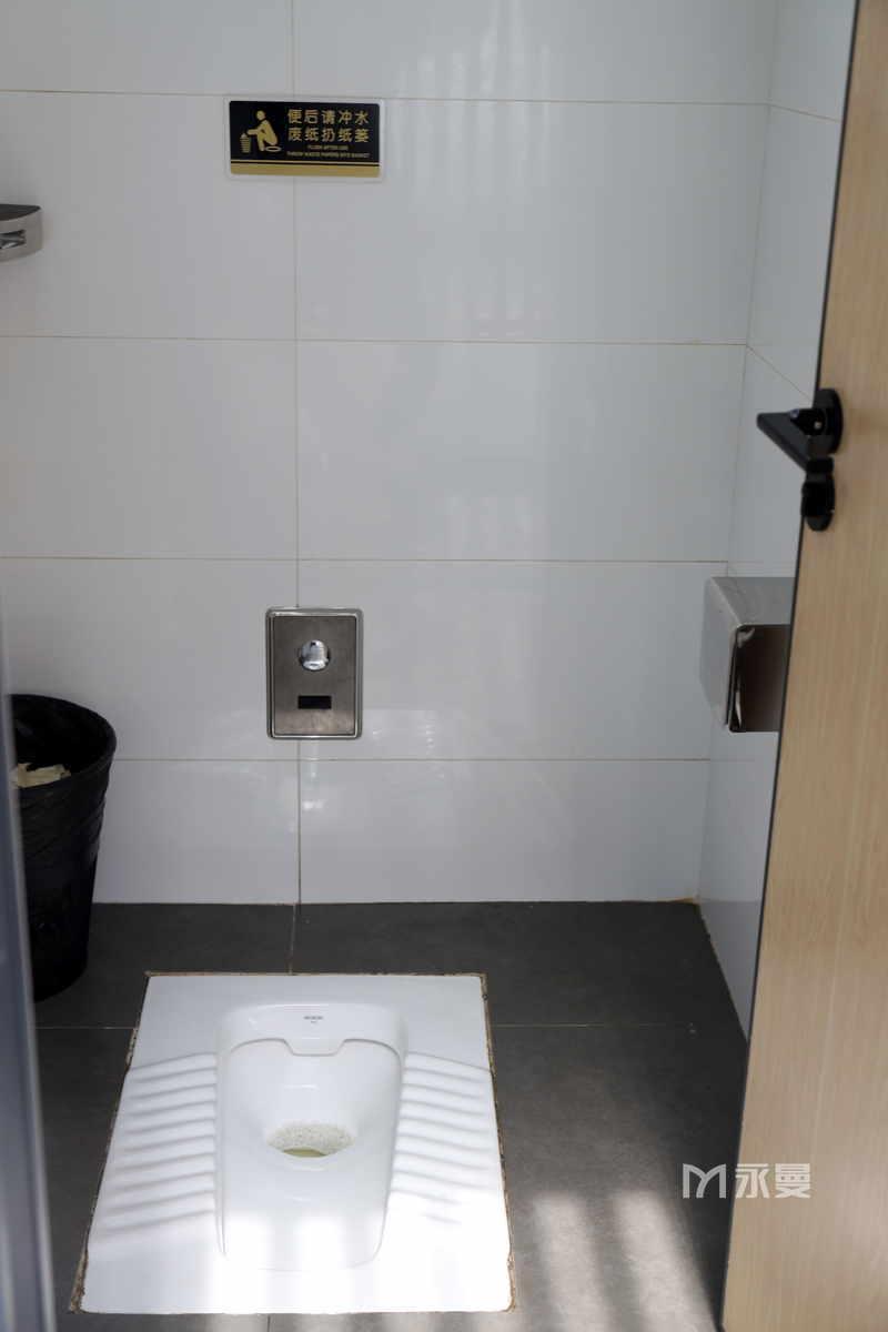 移动环保厕所蹲坑