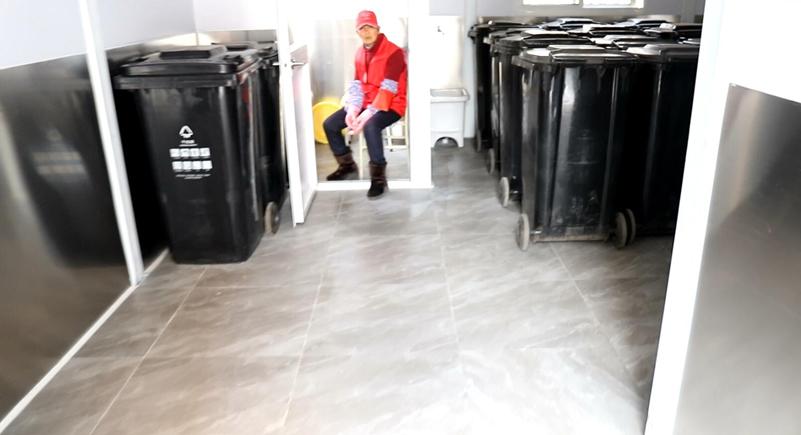 垃圾房怎样除臭?垃圾房除臭方法与设备。